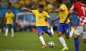 Brazil 3-1 Croatia: World Cup 2014 – as it happened