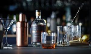 Award-winning gin from Australian distiller Four Pillars.
