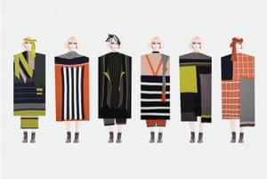 A-Z student art shows: Francesca Stride, textiles, Glasgow School of Art