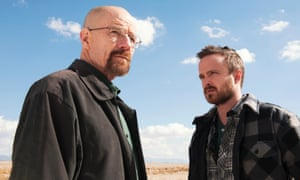 Aaron Paul (right) in Breaking Bad: controlling your XBOX One?
