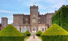 Powderham Castle, Devon