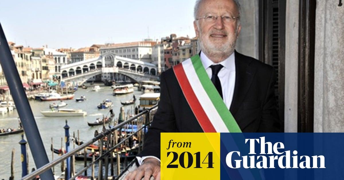 Venice's mayor Giorgio Orsoni resigns during corruption ...