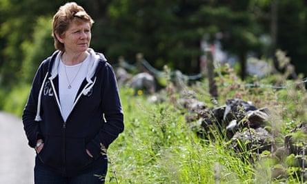 Catherine Corless - Tuam mass baby graves historian