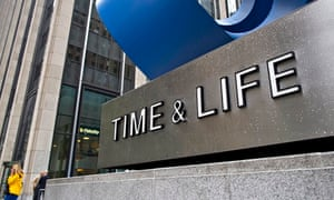 Time-Life building in Manhattan