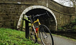 Lancashire towpath