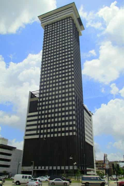 Plaza Tower, New Orleans