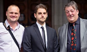 Paul Chambers Twitter joke trial, High Court, London, Britain - 27 Jun 2012