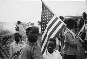Dennis Hopper Shots: Dennis Hopper photography Selma, Alabama (Full Employment), 1965