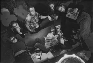 Dennis Hopper Shots: Dennis Hopper Photography Andy Warhol and Members of The Factory 1963