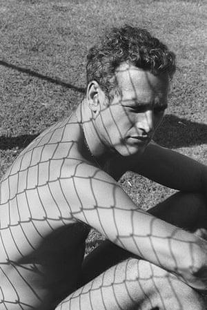 Dennis Hopper Shots: Dennis Hopper Paul Newman 1964