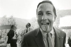 Dennis Hopper Shots: Dennis Hopper Photography Robert Rauschenberg, 1966