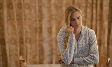 Cara Delevingne in Playhouse Presents … Timeless for Sky Arts