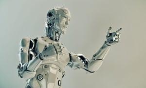 Robot gestures