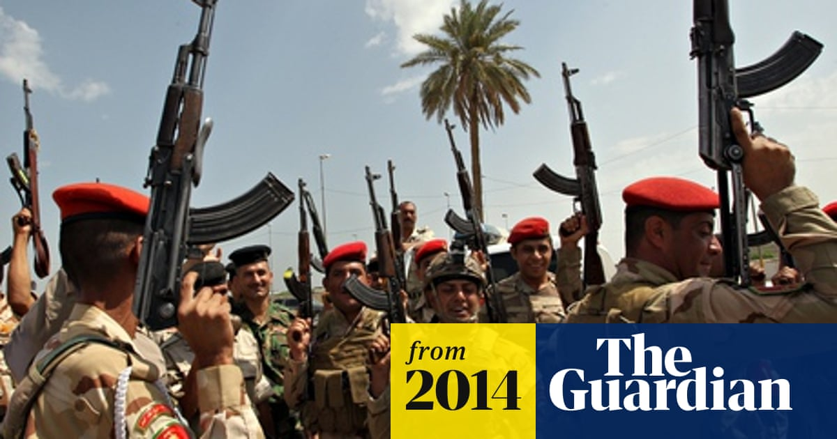 Iraq faces the abyss after its military melts away   Iraq   The Guardian