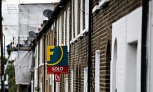 london housing market