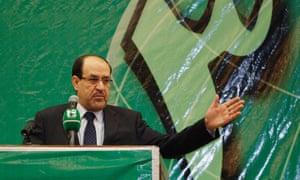al-Maliki iraq prime minister