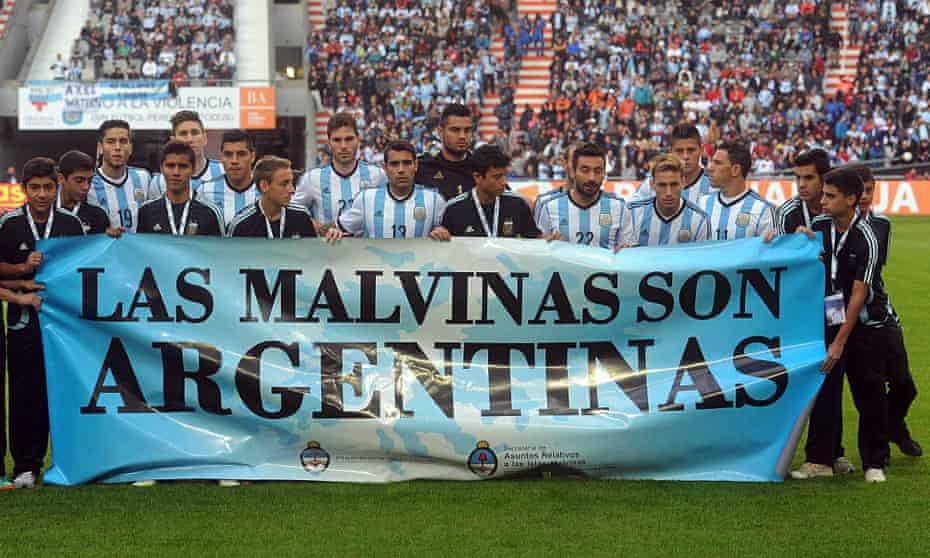 Argentina Malvinas