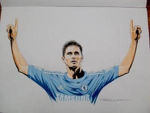 Trevillion exhibition: Frank Lampard