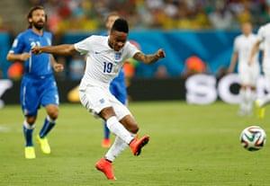 England versus Italy.: England v Italy