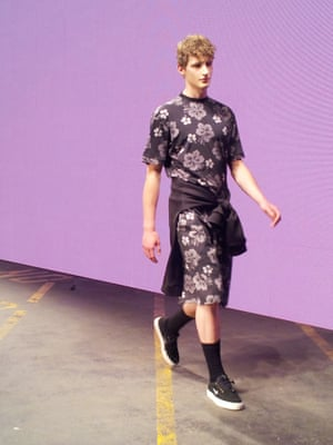 MAN (nb there are 3 collections in MAN). Bobby Abley. London Men's Fashion Week SS15, 15th June 2014 lcmplog