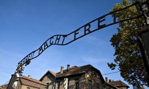 Auschwitz, Poland - 13 Oct 2008