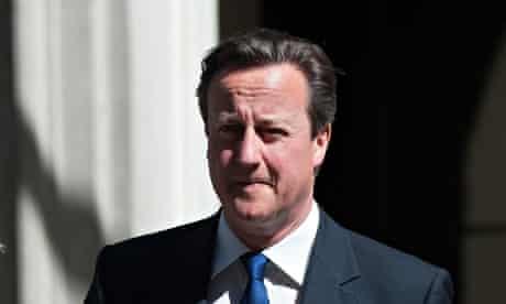 David Cameron troubled families pledge