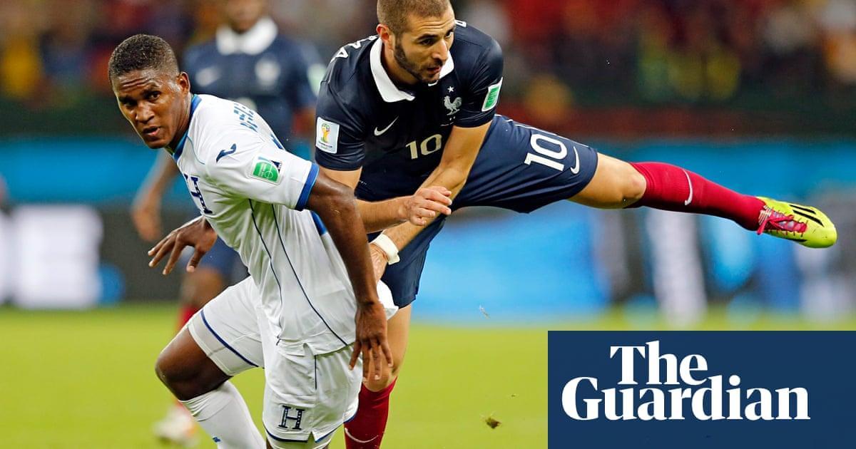 039f2e47e0f Karim Benzema s joie de vivre gives Honduras killjoy tactics short shrift