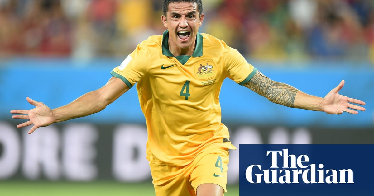 861a0bbf27e The Joy of Six: Tim Cahill | Football | The Guardian