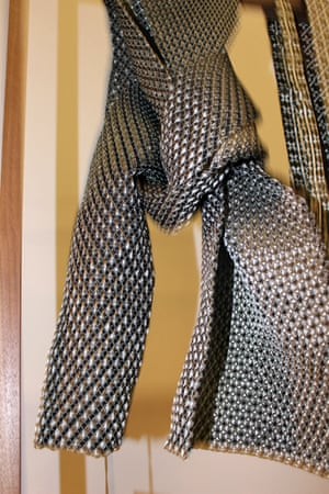 Marwood 3D scarf