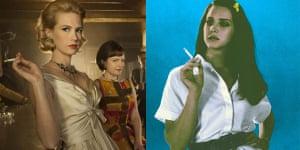 Lana Del Ray's inspiration