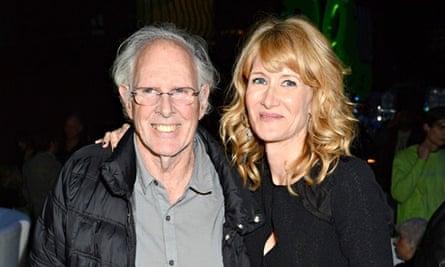 Laura Dern with father Bruce Dern