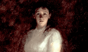 """""""woman in white"""""""