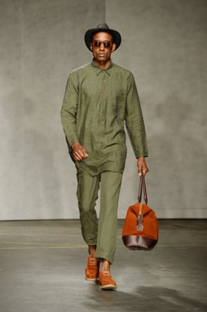 Oliver Spencer. London Men's Fashion Week SS15, Day 2, 16th June 2014 lcmplog