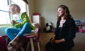 Moriah Barnhart, frustrated with mainstream medical treatments and facing the possibility of intervention by child protective authorities, moved to Colorado to treat her daughter, who has cancer, with what some describe as cutting edge cannabis medication.