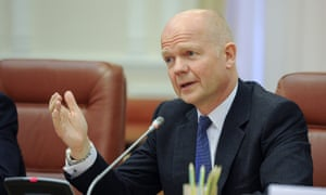 Foreign secretary William Hague will make a statement to the House of Commons about the situation in Iraq.