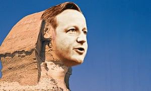 Sphinx, David Cameron