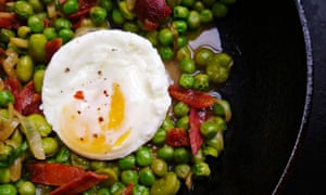 Live Better: Dinner Doctor leftover ham recipes - broad beans peas and ham