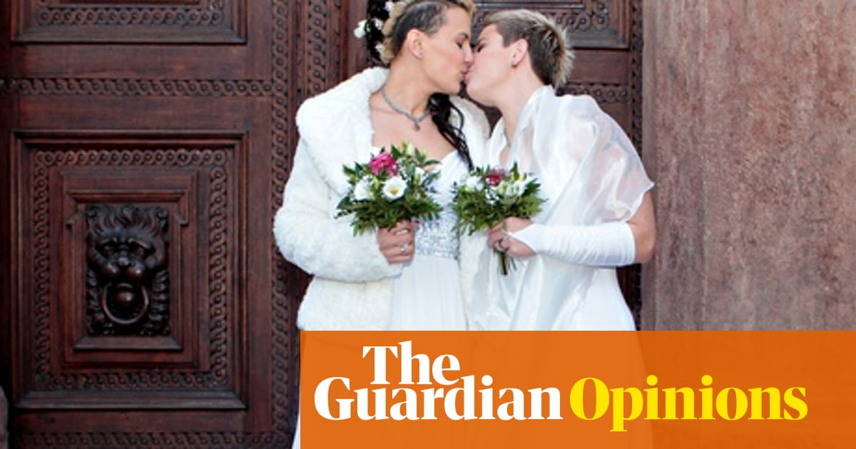Gay Marriage Is Not About Equality But A Way Of Keeping