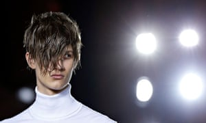 Alexander McQueen catwalk - London Collections: Men 2014