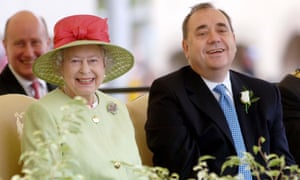 The majority of people in Scotland, as well as in England and Wales, agree that the Queen should be kept on both sides of the border in the event of Scottish independence.