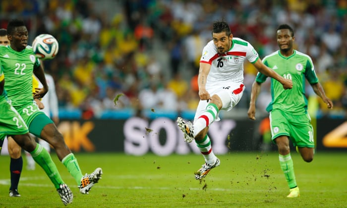 Iran v Nigeria  World Cup 2014 – as it happened  03a10248738