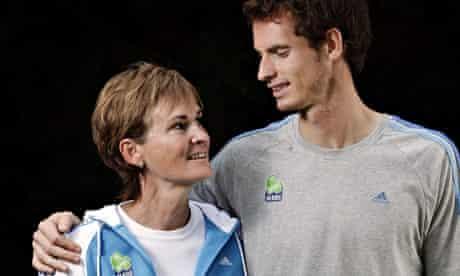 Judy Murray and Andy Murray