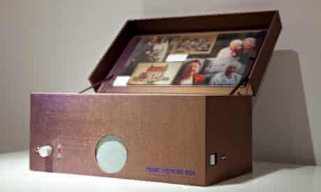 Music Memory Box