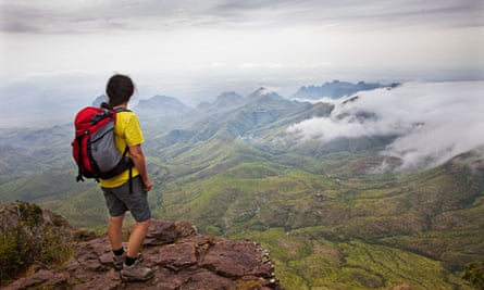 Ecotherapy: Many people gain a new perspective when out in the wilderness.