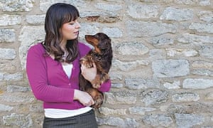 experience: Emilie Clark with dog Mia