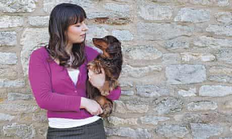 experience: Emilie Clark with dog Mia