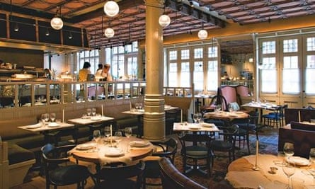 chiltern firehouse restaurant in london