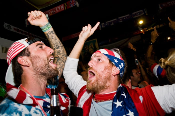 USA 2-1 Ghana: a nation reacts to the World Cup 2014 game