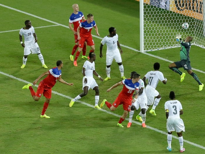 USA 2-1 Ghana: a nation reacts to the World Cup 2014 game | Football