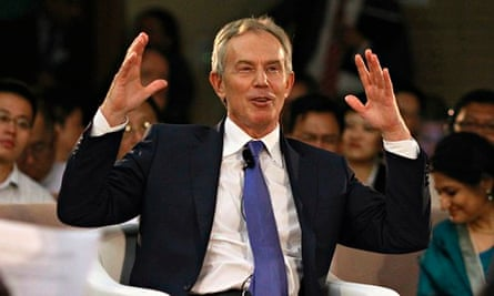 For Tony Blair, a Middle East elite has 'an open-minded attitude' but the masses have 'the wrong ide
